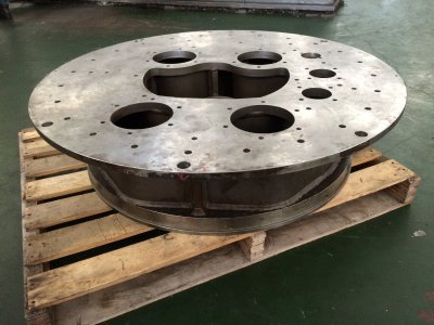 Manufacturing New Part