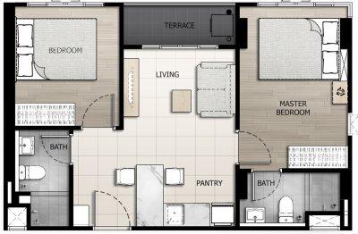 floor plan vio2