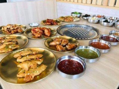 รับคิดสูตรอาหารอาหารเกาหลี