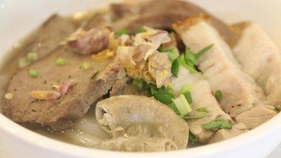 รับคิดสูตรอาหารไทย