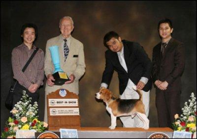 Central Pet Fair & Dog Show Championship 6-7 Mar 2010