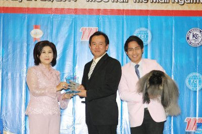 Top Dog Of The Year 2013