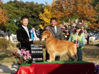 กรรมการไทยบินไปตัดสุนัขในงานใหญ่ ที่ประเทศญี่ปุ่น