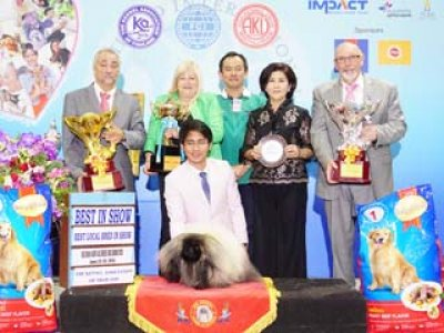 Thailand International Dog Show 2015_FCI8