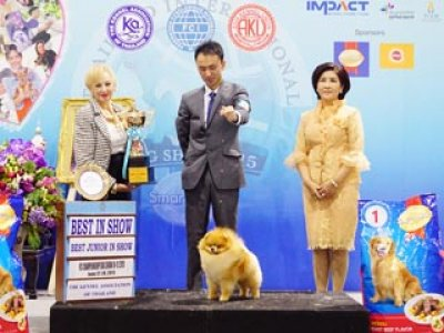 Thailand International Dog Show 2015_FCI10
