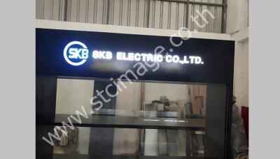 ชั้นวางโฆษณสินค้า-SKB