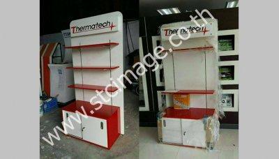 ชั้นวางโฆษณา-Thematech