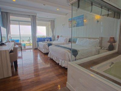 Deluxe Premier Sea View - High Floor