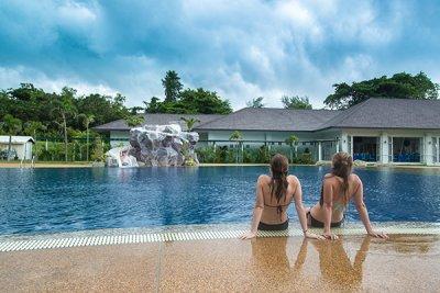 Relax at Sea Nature Rayong Resort & Hotel