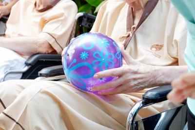กิจกรรมบำบัดผู้สูงอายุ