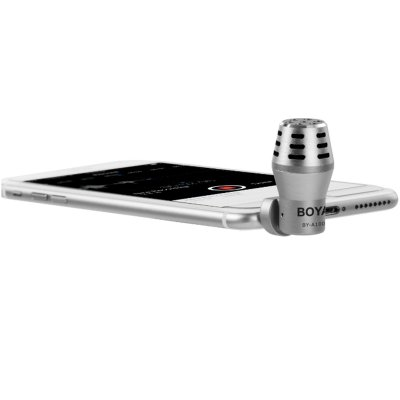 Microphone for smart phone