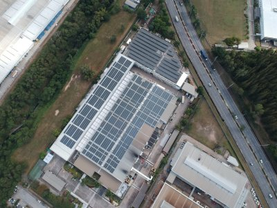 ASNO HORIE SOLAR ROOFTOP