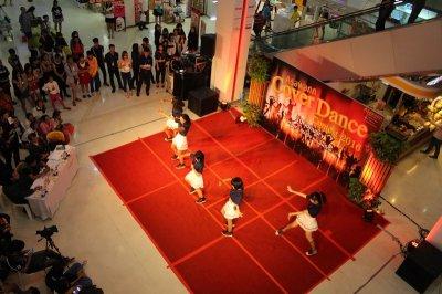 Cover dance contest 2016