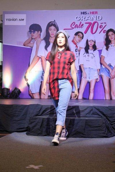 Fashion Show Brand YISHION