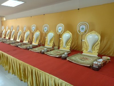 ธนาคารอิสลามแห่งประเทศไทย อาคาร ว่องวานิช (พระรามเก้า)