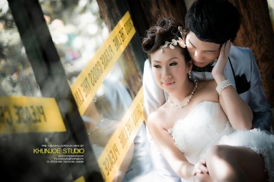 Pre-wedding Outdoor@Mestyle Place