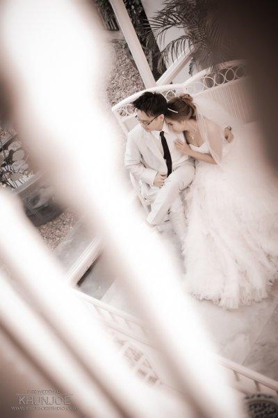 Pre-wedding Outdoor@Agalico