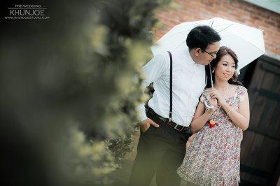 Pre-weddding Outdoor@Chocolate Ville