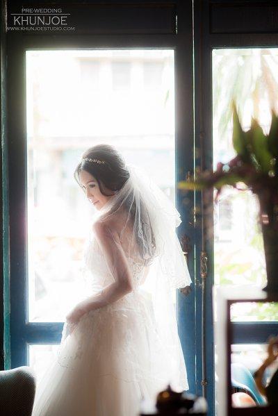 Pre-wedding Outdoor@Tuba