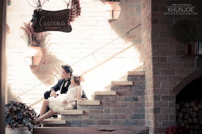 Pre-wedding Outdoor@Latoscana