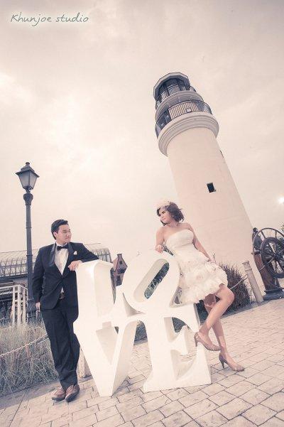 Pre-wedding Outdoor@Chocolate Ville