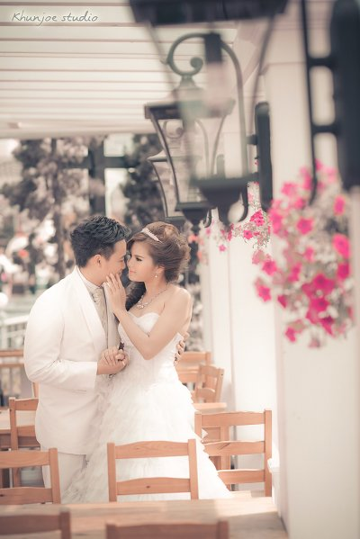 Pre-wedding Outdoor@Chocolate Ville