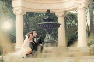 Pre-wedding Outdoor@ฌ็องเซลิเซ่