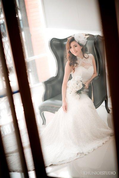 Pre-wedding Outdoor@Sevenhouse studio