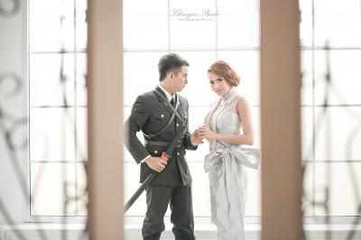 Pre-wedding Outdoor@Sevenhouse studio
