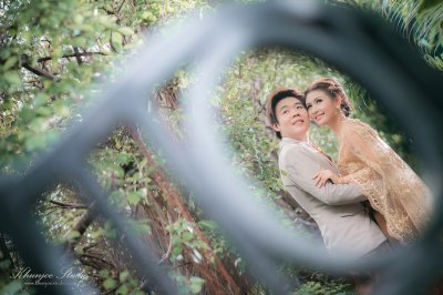 Pre-wedding Outdoor@Agalico