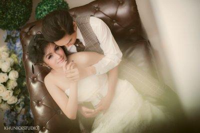 Pre-wedding Outdoor@Sevenhouse