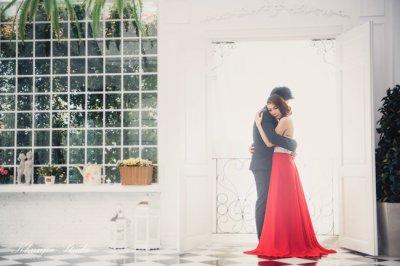 Pre-wedding outdoor@Dominic studio