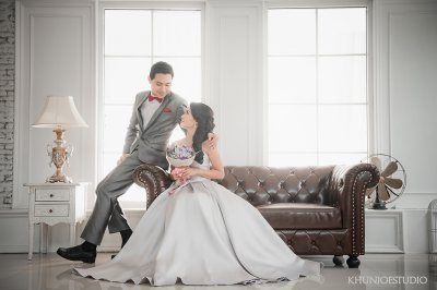 Prewedding outdoor@7house studio