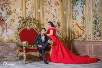 Prewedding@Benedit studio