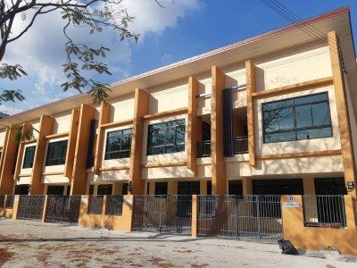 อาคารบ้านพักอาศัย สำนักงานทางหลวงที่ 13 กรมทางหลวง