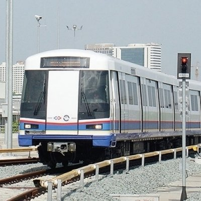 MRT Project : The Blue Line