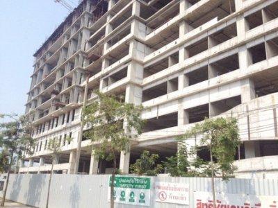 อาคารคณะเภสัชศาสตร์ มหาวิทยาลัยบูรพา จ.ชลบุรี