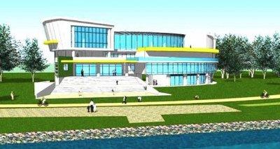 """อาคารศูนย์การเรียนรู้ """"EGAT Learning Center"""" ของการไฟฟ้าฝ่ายผลิตแห่งประเทศไทย (กฟผ.)"""