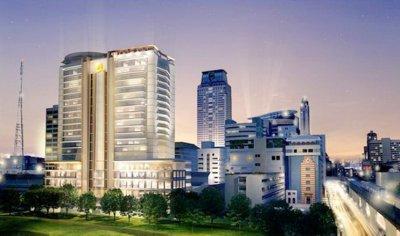 อาคารบริการทางการแพทย์ สำนักงานตำรวจแห่งชาติ กรุงเทพฯ
