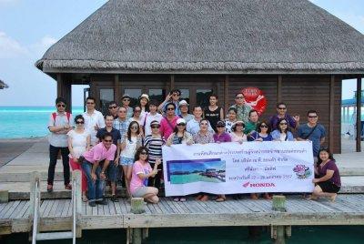 Maldives Trip มัลดีฟ แถมศรีลังกา 22-26Jan14