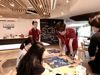 SCB Workshop