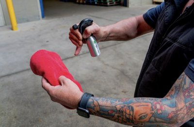 3D Ceramic Touch by 3D Car Care New Zealand