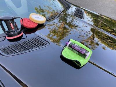 3D SPEED & 3D POXY on Benz SLC