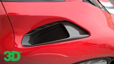 Ferrari F8 Tributo detailing by 3D Car Care in Miami USA