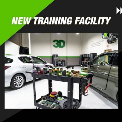 3D Car Care announced Mike Phillips and Yancy Martinez have been added to the 3D Family