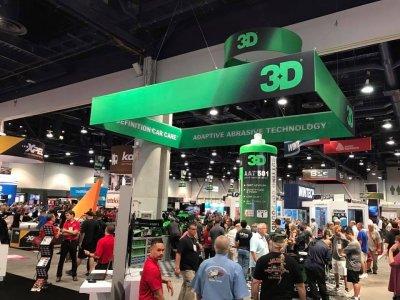 3D เข้าร่วมงาน SEMA Show ที่ประเทศสหรัฐอเมริกา