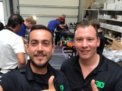 อบรมคาร์แคร์ประเทศเนเธอร์แลนด์ หลักสูตรจาก 3D