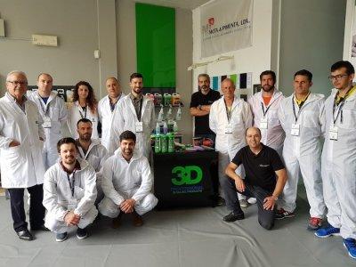 3D ใช้ในขั้นตอนการซ่องสี ตัวถัง ประเทศอิตาลี
