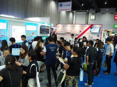 ASEANbeauty 2017 Bitec Bangna