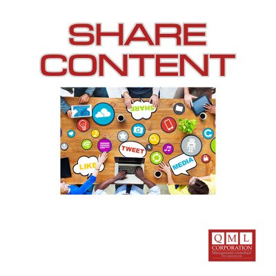 SHARE CONTENT